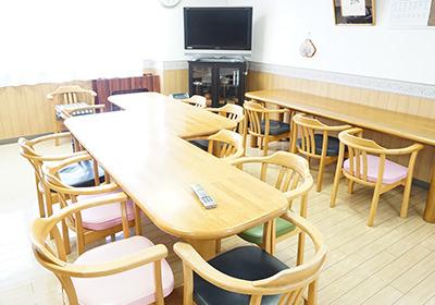 2階 歓談室