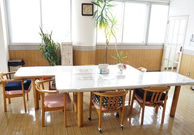 3階 歓談室